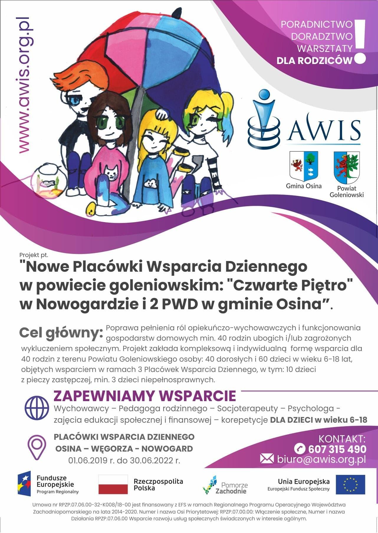 plakat PWD
